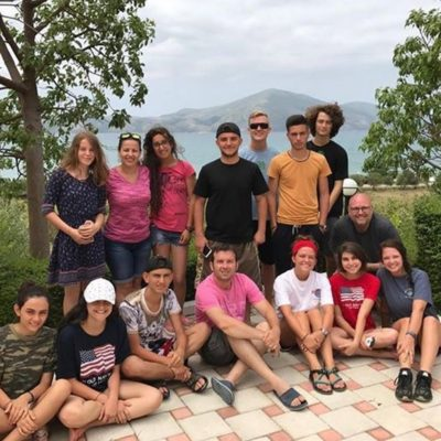 Albanian English group 2017